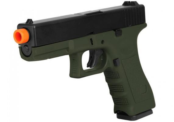 Surpreenda seu namorado! Dê a ele uma pistola de Airsoft (foto: internet)